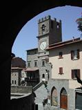 Cortona city center, Tuscany